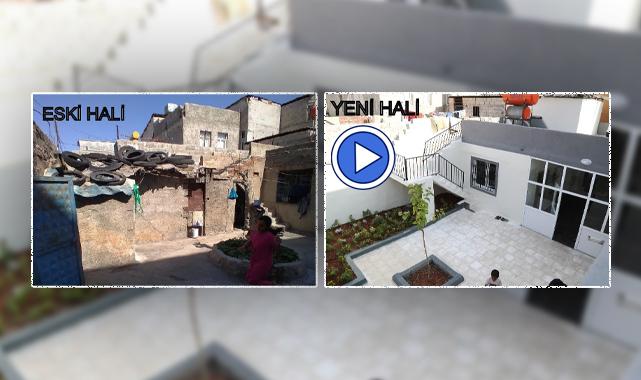 Eyyübiye Belediyesinden örnek çalışma