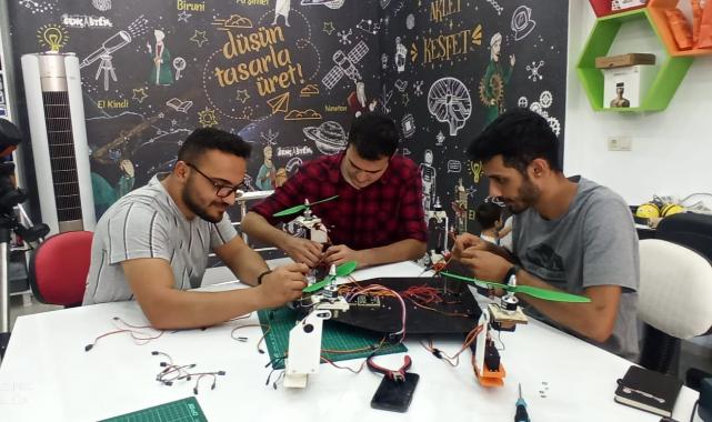 GENÇ STEM Team Şanlıurfa'dan Teknofest Finaline katılıyor