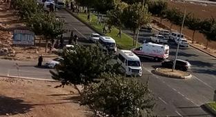 Haliliye'de düğün konvoyuna silahlı saldırı