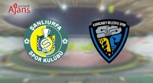 Şanlıurfaspor - Karacabey maçının biletleri Haşimiye'de satılıyor