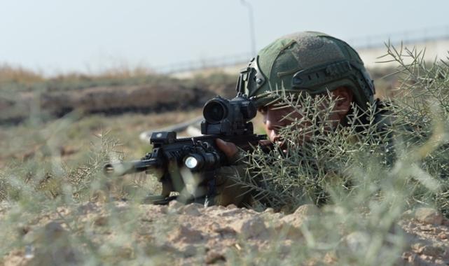 Sınırda çatışma: 7 YPG'li etkisiz hale getirildi