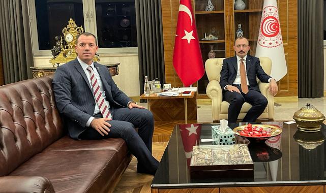 Ticaret Bakanından Urfa'ya ek ödenek
