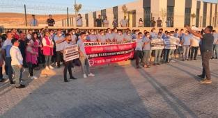 108 sendika ve meslek örgütünden Şanlıurfa'daki işçilere destek