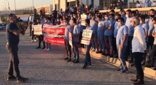 Şanlıurfa'da sendikaya üye olan işçiler işten atıldı!