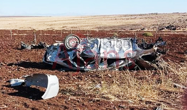 Şanlıurfa'da otomobil takla attı: 4 yaşındaki çocuk hayatını kaybetti