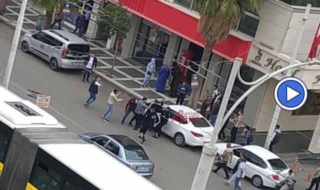 Şanlıurfa'da sopalı kavga! Polis ayırmakta zorlandı