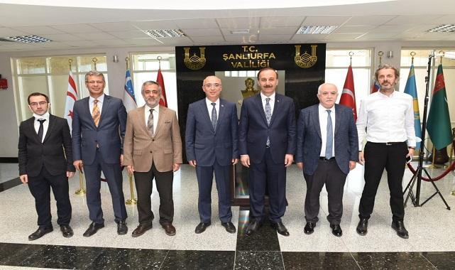 TDK Başkanı Gülsevin Şanlıurfa'da