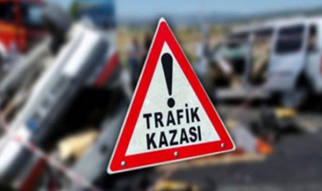 Urfalı işçiler Ankara'da kaza yaptı